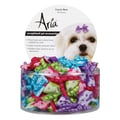 Aria Gracie Dog Bow Canister