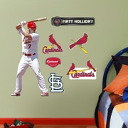 Fathead MLB Wall Decal; St. Louis Cardinals - Holiday