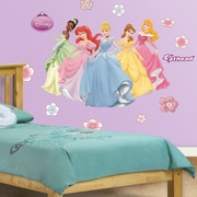 Fathead Disney Princesses Wall Decal