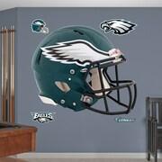 Fathead NFL Revolution Helmet Wall Decal; Philadelphia Eagles