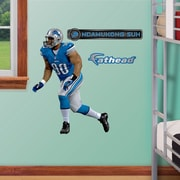 Fathead NFL Junior Wall Decal; Detroit Lions - Suh