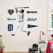 Fathead MLB Wall Decal; Detroit Tigers - Fielder