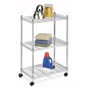 Whitmor, Inc Jumbo 33'' H 3 Shelf Shelving Unit