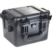 Pelican Storm Shipping Case with Foam: 9.8'' x 11.8'' x 7.7''; OD Green