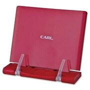 CARL MFG. USA INC. Adjustable Tablet Stand; Red
