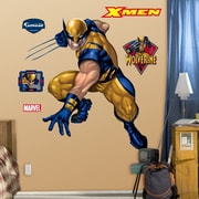 Fathead Super Heroes Wolverine Wall Decal