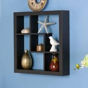 Wildon Home   Ashland 16'' Display Shelf; Black
