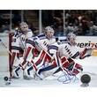 Steiner Sports NHL Henrik Lundqvist Multi Exposure Horizontal Autographed