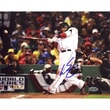 Steiner Sports Manny Ramirez 2007 WS Game 1 RBI Single Autographed