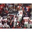 Steiner Sports NFL Aaron Ross Interception Vs. Falcons Autographed