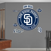 Fathead MLB Wall Decal; San Diego Padres - 2012