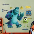 Fathead Disney Monsters University Mike & Sulley Wall Decal