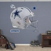 Fathead NFL Revolution Helmet Wall Decal; Dallas Cowboys