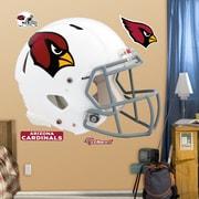 Fathead NFL Revolution Helmet Wall Decal; Arizona Cardinals