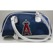 Concept One MLB Bowler Tote Bag; Los Angeles Angels of Anaheim