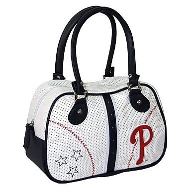 Concept One MLB Products Ethel Tote Bag; Philadelphia Phillies