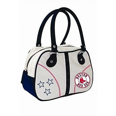Concept One MLB Products Ethel Tote Bag; Boston Red Sox