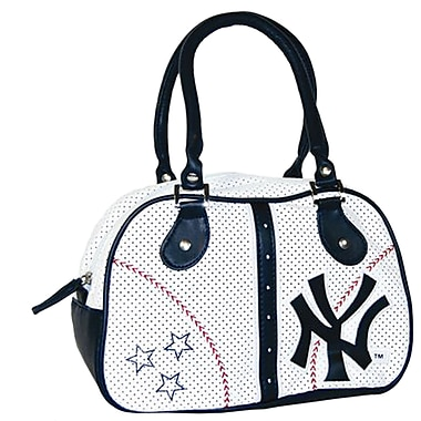 Concept One MLB Products Ethel Tote Bag; New York Yankees