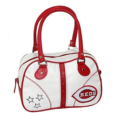 Concept One MLB Products Ethel Tote Bag; Cincinnati Reds