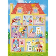 Brewster Home Fashions Ideal Decor It's A Girls World Wall Mural