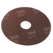 SCOTCH-BRITE 20'' Surface Prep Pad in Brown