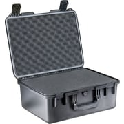 Pelican Storm Shipping Case with Foam: 15.2'' x 19.2'' x 9''; OD Green