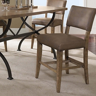 Hillsdale Charleston 26'' Bar Stool  (Set of 2)