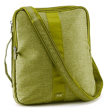 Lug Slingshot iPad or Tablet Pouch; Grass Green