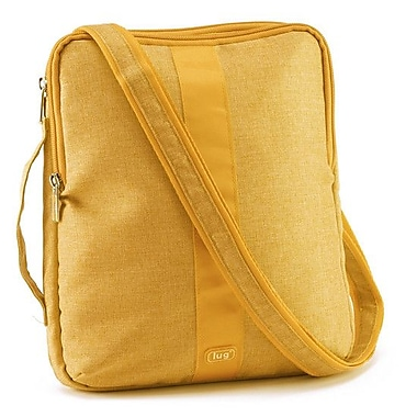Lug Slingshot iPad or Tablet Pouch; Marigold Yellow