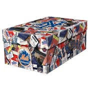 That's My Ticket MLB Ticket Souvenir Box; New York Mets