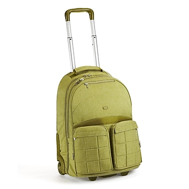 Lug Porter Roller Bag; Grass Green