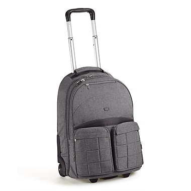Lug Porter Roller Bag; Midnight Black