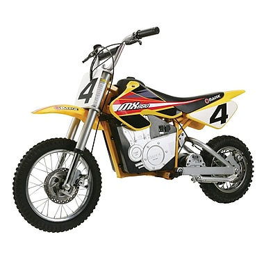 Razor Boy's Dirt Rocket MX 650 12V Electric Motocross Bike
