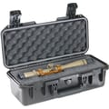 Pelican Storm Shipping Case with Foam: 8.4'' x 18.2'' x 6.7''; OD Green