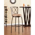 Wildon Home   Fairfax 24.5'' Adjustable Swivel Bar Stool