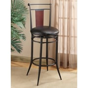 Hillsdale Midtown 30'' Swivel Bar Stool