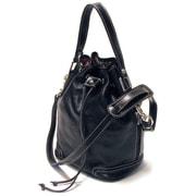 Floto Imports Ciabatta Bucket Bag; Black
