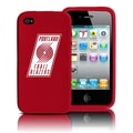 Tribeca NBA iPhone 4 Silicone Case; Portland Trail Blazers
