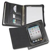 SAMSILL CORPORATION iPad Zipper Binder with Magnetic Smart Flap