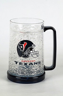 DuckHouse NFL 16 Oz. Beer Glass; Houston Texans WYF078276161775
