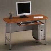Mayline Eastwinds Computer Desk; Medium Cherry