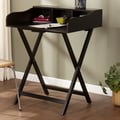 Wildon Home   Hawthorne Writing Desk; Black