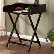 Wildon Home   Hawthorne Writing Desk; Black
