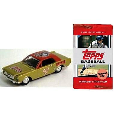 ERTL MLB Washington Nationals 1964 Ford Mustang Racing