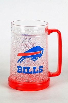 DuckHouse NFL 16 Oz. Beer Glass; Buffalo Bills WYF078276161108