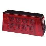 Innovative Lighting LED Rectangular Right Hand Tail Light Kit; Over 80''