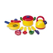 Learning Resources 10 Piece Pretend and Play Cooking Set by
