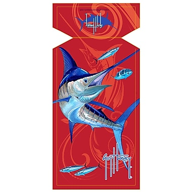 Fiberbuilt Guy Harvey Marlin Beach Towel