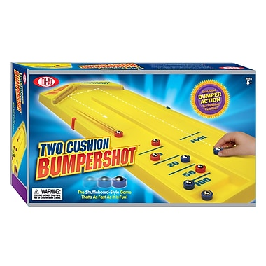 Ideal Ideal Table Top Games Two Cushion Bumpershot