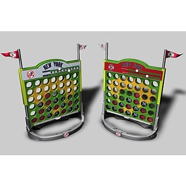 Promotional Partners Worldwide MLB Connect Four Game; Boston Red Sox / New York Yankees